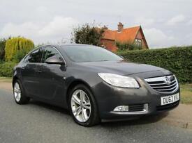 2012 Vauxhall Insignia 2.0 CDTi EXCLUSIVE 160 BHP 5DR TURBO DIESEL HATCHBACK ...