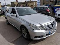 Mercedes-Benz E250 2.1CDI Blue auto CDI SE 4 DOOR - 2009 59-REG - FULL MOT