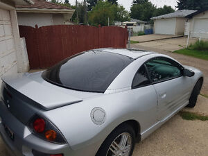 2004 Mitsubishi Eclipse GT Coupe (2 door)