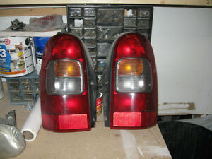 taillights for chevy venture montana and silhouete