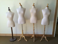 Mannequins / Dummies for Sale *NAME YOUR OWN PRICE/NOMMEZ PRIX*