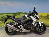 Honda CB500 FA F **Super low mileage BIG saving on new!**
