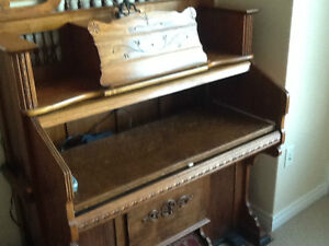 Modified Parlour Organ Reduced to $130.