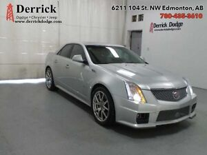 2009 Cadillac CTS-V 4Dr Dual Sunroof Pwr Grp Lthr Sts $411 B/W Edmonton Edmonton Area image 6