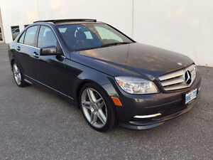 2011 Mercedes-Benz C-Class C350 Sedan