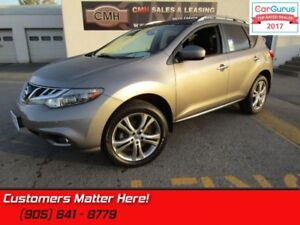 2012 Nissan Murano LE  AWD, *NEW TIRES*, LEATHER, ROOF, PWR-GATE