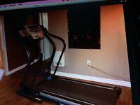 Treadmill - NordicTrack C2000