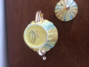 Authentic gold plated Tea Pot