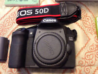 Canon 50D, EF-S 15-85 is and Think Tank