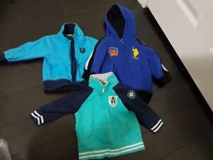 214 Pieces Infant Boys Clothes 0-12M