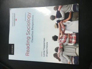 Reading Sociociology: Canadian Perspectives (2nd edition)