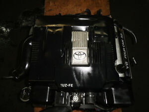 TOYOTA LS400, LEXUS GS400 1UZ V8 ENGINE LONG BLOCK, 1992-1996