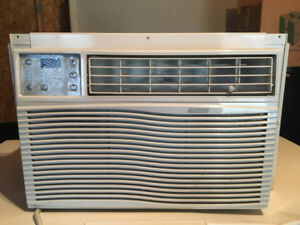 Window Unit Air Conditioner