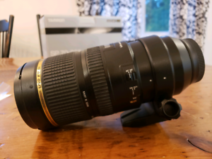 Tamron 70-200mm f/2.8 Di VC USD (Nikon) MINT