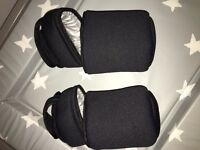 Two tommee tippee bottle holders