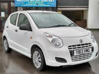 2013 Suzuki Alto 1.0 SZ | Petrol | Manual | 5 door | Zero Road tax | Hatchback