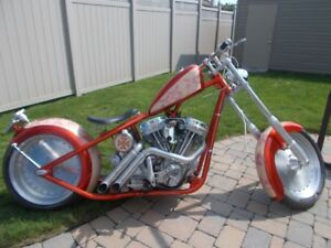 2000 Custom Built Chopper