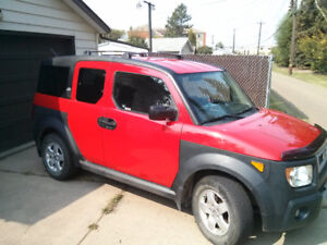 Honda Element Ex AWD