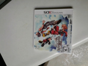 Kingdom of Hearts 3ds