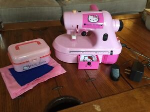 Hello Kitty Sewing Machine & Bead Applicator
