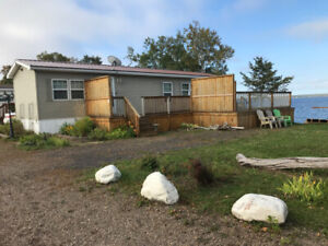 FULLY RENOVATED LIKE NEW WATERFRONT COTTAGE LIKE MINI HOME