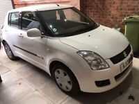 2010 Suzuki Swift SZ3 1.3 Petrol 5 door Cheap car road tax insurance repairable salvage damage