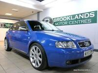 Audi S3 1.8T Quattro [10X SERVICES, LEATHER RECAROS, BOSE SPEAKERS and CAMBELT a