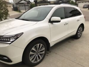 2016 Acura MDX SH-AWD - Low Kms!