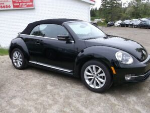 2014 Volkswagen Beetle Convertible,Yarmouth ONLY $17995.00