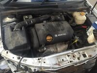 Vauxhall Astra vectra 1.8 z18xe engine and gearbox