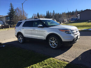2011 Ford Explorer SUV, Crossover