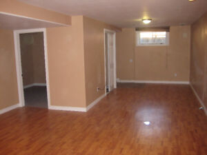 2 Bedroom West End Basement Apartment $1100 Utilities Included