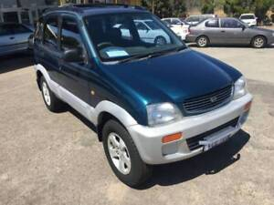 1997 Daihatsu Terios DX AWD SUV Beaconsfield Fremantle Area Preview