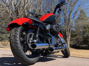 2007 Harley Davidson 1200n