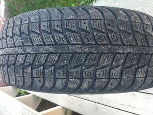 195 60R15 WINTERS TIRES