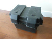 *** Trailer Battery Box ***