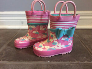 Joe Fresh Rain Boots - Size 5