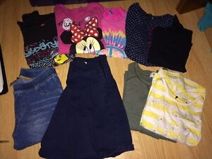 Girls Assorted Clothing