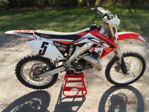 2002 cr125 in good condition