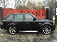 2010 LAND ROVER RANGE ROVER SPORT 3.0 TDV6 HSE AUTO 245 BHPAUTOBIOGRPHY STYLING