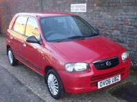 Suzuki Alto 1.1 GL 2006(06) 5 Door Hatchback