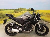 Yamaha MT 125 2015**6167 Miles, ABS, CBT Legal