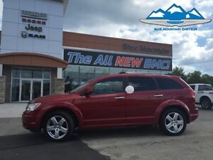 2010 Dodge Journey R/T  ACCIDENT FREE, ALL WHEEL DRIVE, MP3/SAT