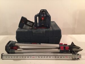 Bosch 800' Self Leveling Rotary Laser Level