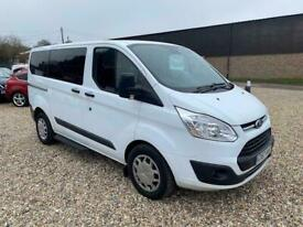 2018 Ford Tourneo Custom TDCi 310 Zetec Minibus Diesel Manual