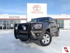 2013 Toyota Tacoma TRD 6Speed Manual 4x4 Double Cab V6