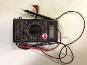 Snap On digital inductive tech/dwell multimeter