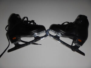 Riedell Junior Figure Skates Size 1