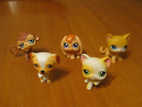 LITTLEST PET SHOP LOT K