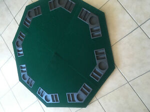 Brand New portable poker table top